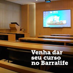 Venha fazer seu evento no Barralife