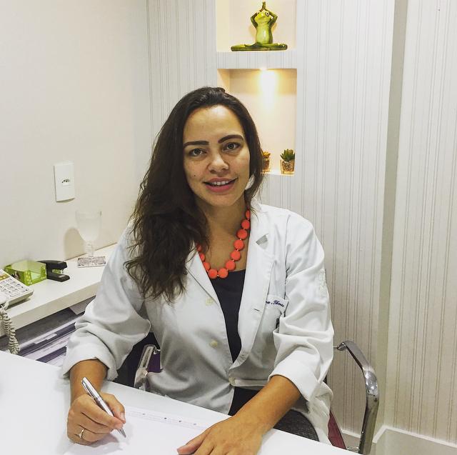 Dra. Thais Guaraná de Andrade